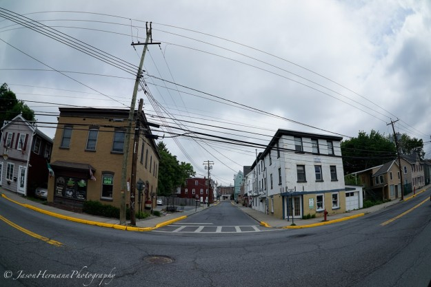 16mm Fisheye Conversion Lens @ F/8