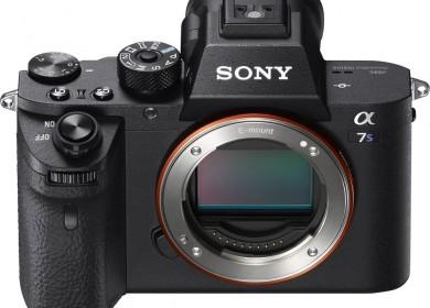 Sony Alpha a7SII Mirrorless Digital Camera