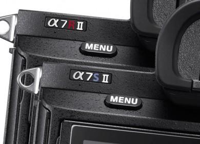 Sony a7r II vs a7s II