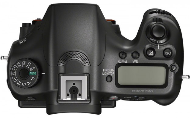 Sony Alpha a68 DSLR Camera