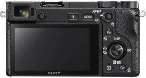 Sony Alpha a6300 Mirrorless Digital Camera
