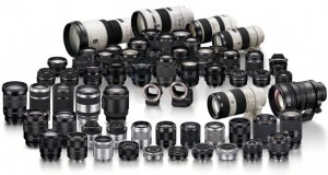 Sony E-Mount Lens Guide