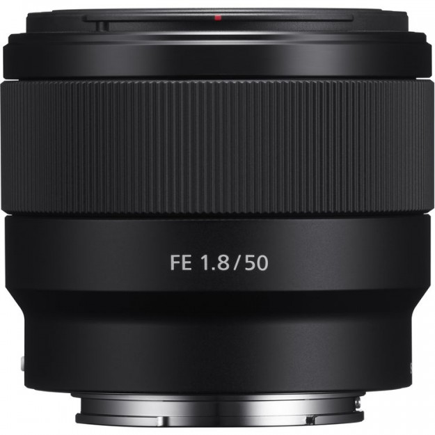Sony FE 50mm f/1.8 Lens