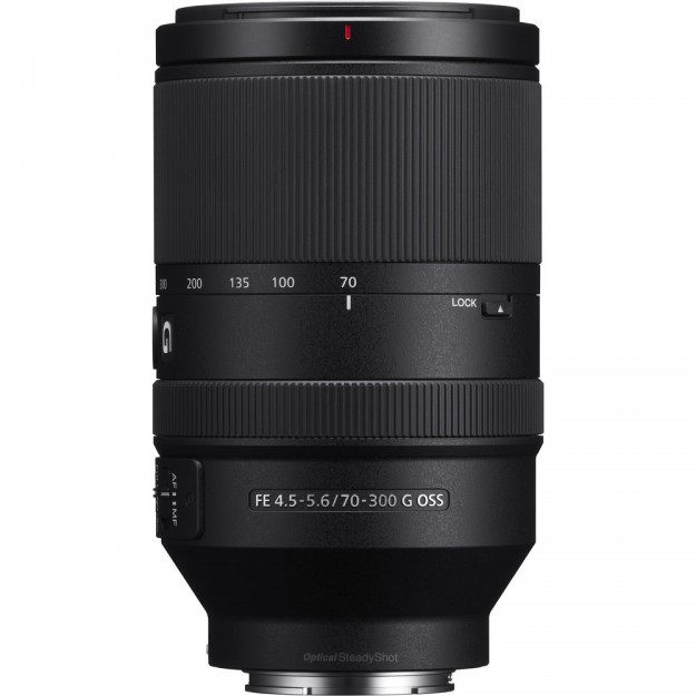 Sony FE 70-300mm f/4.5-5.6 G OSS Lens