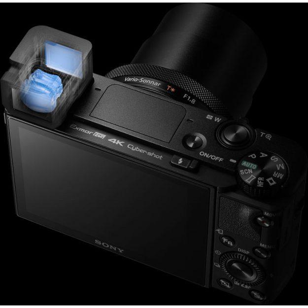 Sony RX100 V OLED EVF