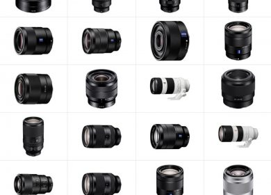 Best Sony APS-C Lens Options