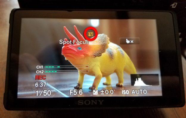 Sony A6500 Temp Warning