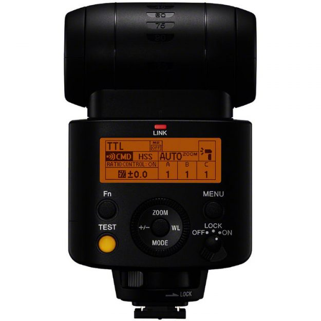 Sony HVL-F45RM Wireless Radio Flash