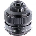 Mitakon Zhongyi 20mm f/2 4.5x Super Macro Lens