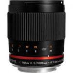 Samyang Reflex 300mm f/6.3 ED UMC CS Lens