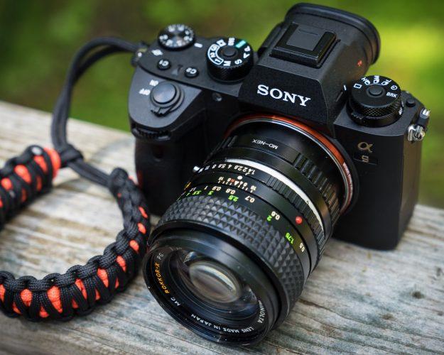the sony a9 and old school minolta mc 50mm f 1 4 rokkor x lens rh sonyalphalab com Sony Alpha A6000 Interchangeable Sony Alpha Minolta Lens