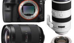 New Gear On The Way! A99 II, A-Mount 16-35mm f/2.8 ZA, 70-400mm G2, and 1.4X Teleconverter