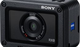 Sony RX0 Ultra-Compact Waterproof and Shockproof Camera