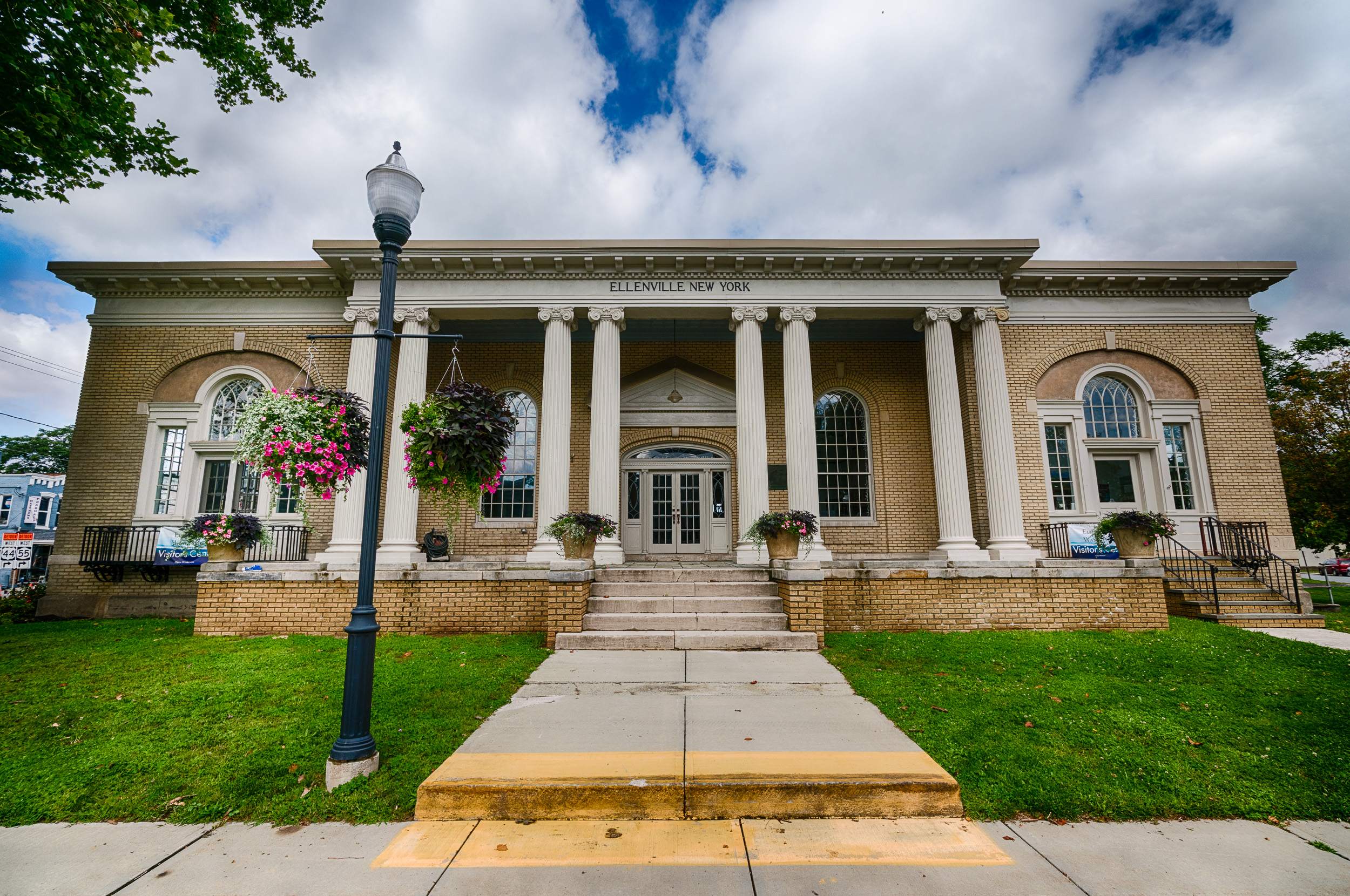 Ellenville - HDR Photo w/ Sony A99 II and 16-35mm f/2.8 ZA Lens