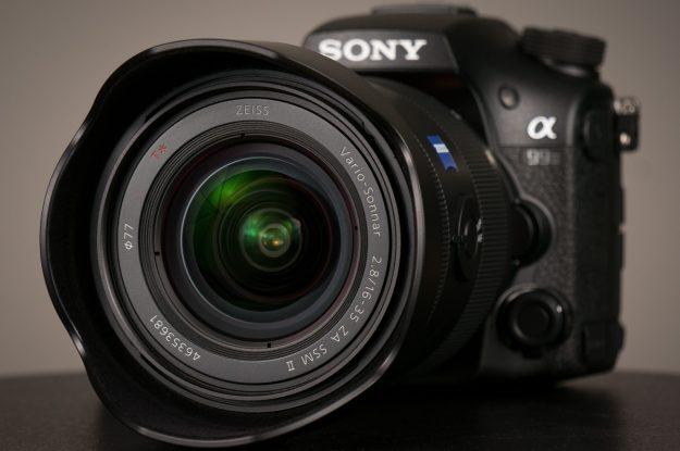Sony A99 II w/ 16-35mm f/2.8 ZA Lens