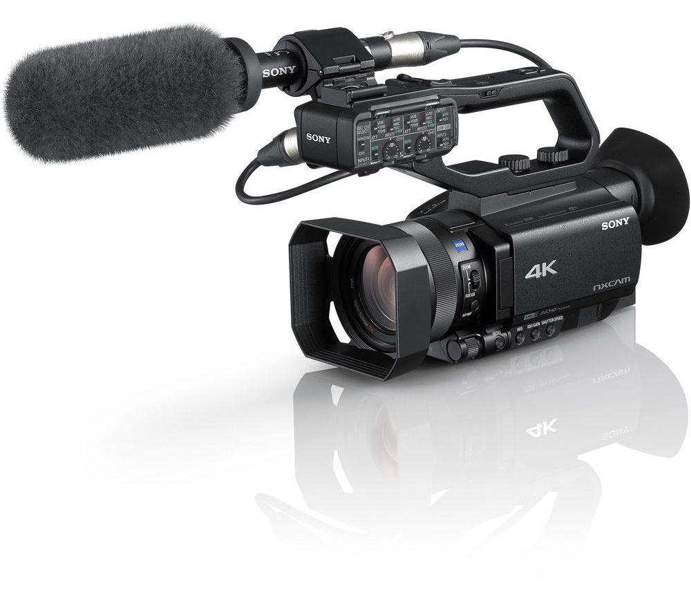 Sony HXR-NX80 Full HD XDCAM