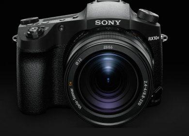 Sony RX10 IV Camera