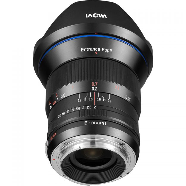 Venus Optics Laowa 15mm f/2 FE Zero-D Lens