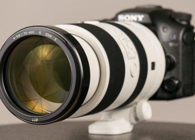 Sony A99 II w/ Sony 70-400mm f/4-5.6 G SSM II Lens
