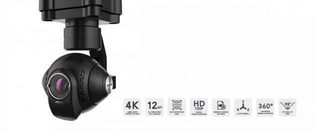 Typhoon H - CG03 4k Camera Gimbal