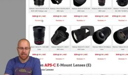 Sony-e-mount-lens-guide
