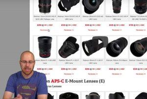 Sony-e-mount-lens-guide