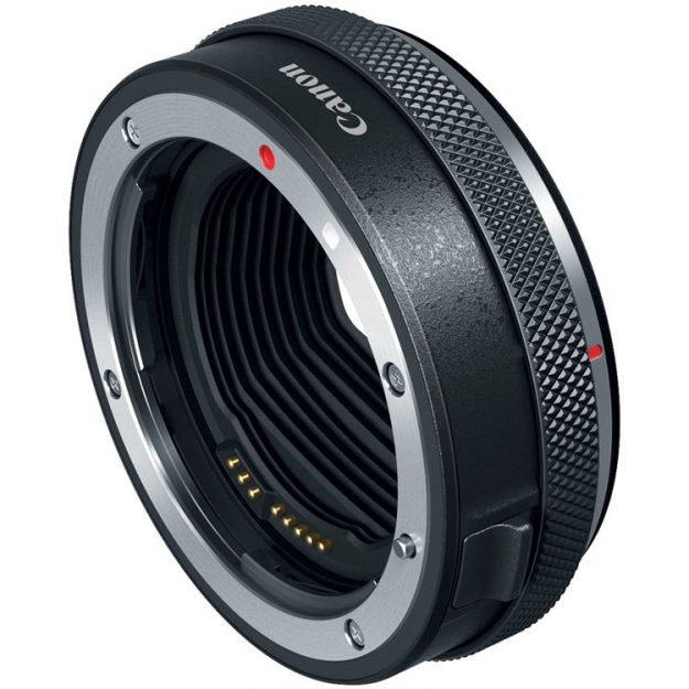 Canon Control Ring Mount Adapter EF-EOS R