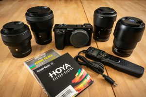 New Review Gear UnBoxing! Sony A6500, 18-135mm, Sigma 16mm f1.4, 30mm f/1.4, More...