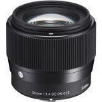 Sigma 56mm f/1.4 DC DN Contemporary Lens